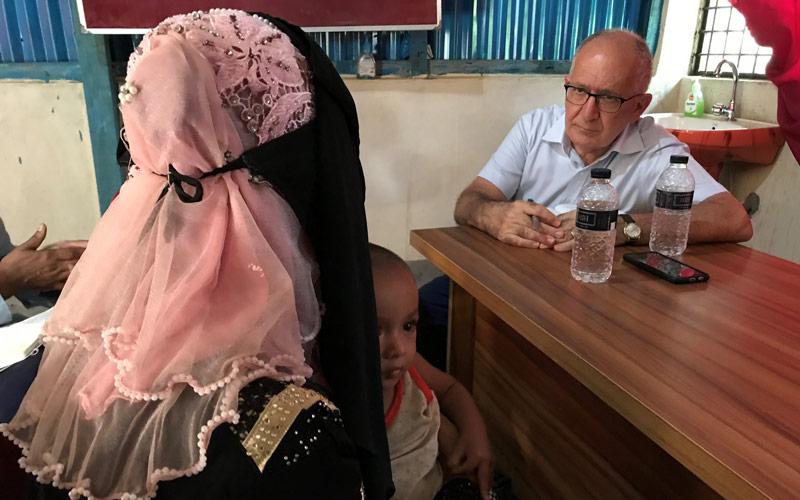 investigation rohingya